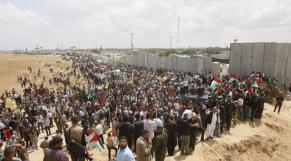 Point de passage Gaza-Egypte
