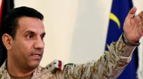 Porte-parole saoudien de la coalition arabe au Yémen, Turki Al-Malki