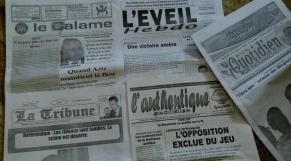 presse mauritanienne