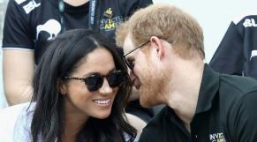 Prince Harry et sa fiancée