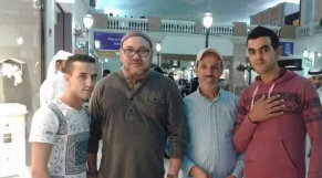 Mohammed VI au Qatar 2