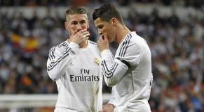 Ramos et Ronaldo