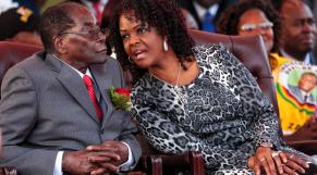 Zimbabwe: Robert, Grace et leur milliard de dollars, après Mugabe