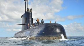 Sous-marin argentin San Juan
