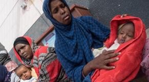 Le désarroi des migrants détenus en Libye