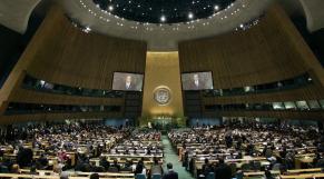 Al Qods: Résolution contre la décision américaine: un seul pays africain a voté contre