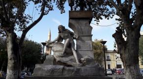 statue d'Ain el Fouara