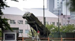 Bouclier antimissile japponais