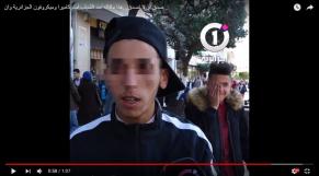 jeune algérien drogues