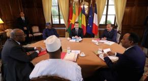 G5 Sahel et Macron