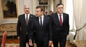 Crise libyenne: exit Alger et Paris, Moscou et Le Caire entrent en scène