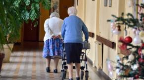 Maison de retraite USA