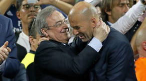 Perez et Zidane