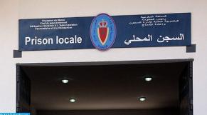 Prison -locale-Salé
