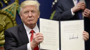 Trump, décret anti-immigration