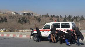 Attaque hôtel Kaboul