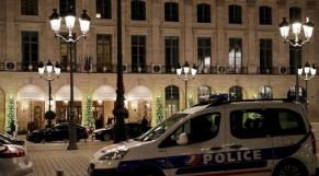Braquage au Ritz Paris