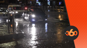 cover Video - Le360.ma •امطار الخير تكشف عورة البنية التحتية بالبيضاء