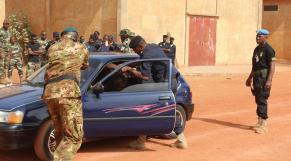36 gendarmes déserteurs mis aux arrêts