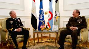 Egypte: Après Sissi, un ex-chef d'état-major annonce sa canditature