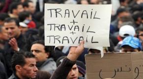 masse salariale en Tunisie et chêmage