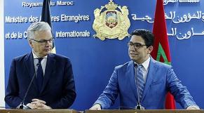 Nasser Bourita et Didier Reydners