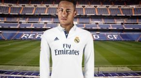 Neymar le futur madrilène