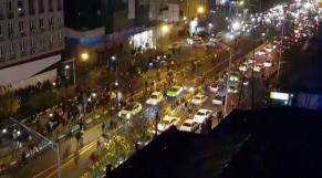 Rue Téhéran