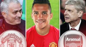 Sanchez d'Arsenal à Manchester