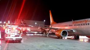 Vidéo. Toronto: spectaculaire collision entre deux avions