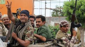 Séparatistes Aden