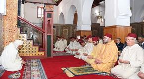 """Mohammed VI mosquée """"Ould Al Hamra"""""""