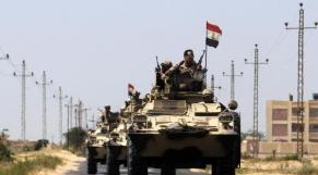 armée egypte