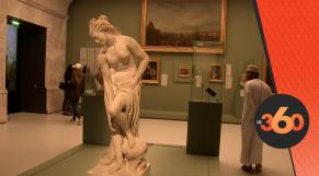 cover: Le360 ينقلكم في جولة عبر متحف اللوفر بأبوظبي