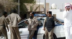Police saoudienne