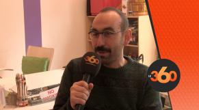 le styliste marocain Abdelouahab Benhaddou