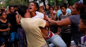 Mutinerie au Venezuela