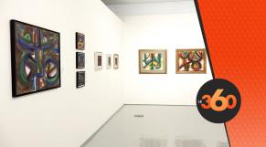 cover Video -Le360.ma •L'oeuvre de Cherkaoui au Musée Mohammed VI de Rabat