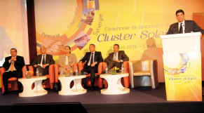 Cluster solaire