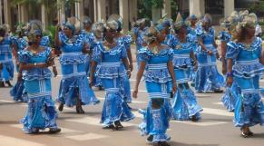 Femmes 8 mars Cameroun