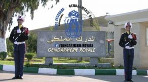 Gendarmerie royale de Rabat