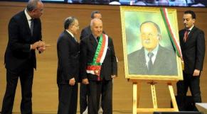 Hommage à Bouteflika