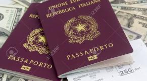 Passeport italien