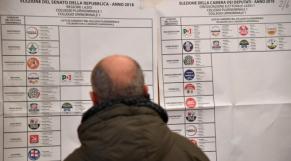 Législatives Italie 2018