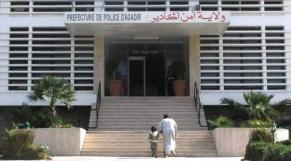 Prefecture de police Agadir