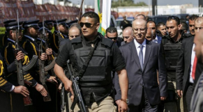 Premier ministre palestinien