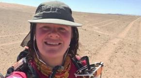 maman anglaise marathon des sables