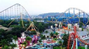 Arabie parc d'attractions