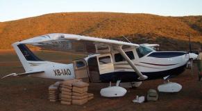 avion trafic de drogue