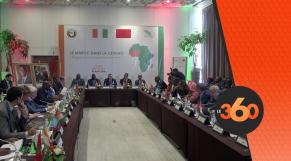 cover Video - Le360.ma •  CEDAEO المجتمع المدني الإفريقي يبدي رأيه حول عضوية المغرب في